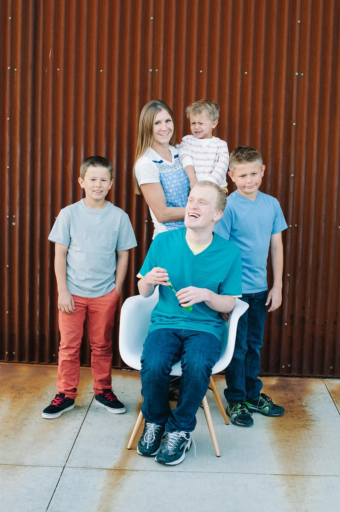 Daybreak Utah Extended Family Photographer Ali Sumsion 007