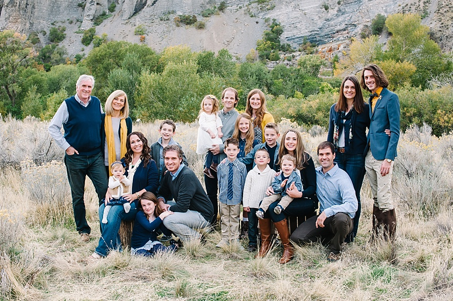 Utah Extended Family Photographer Ali Sumsion 001